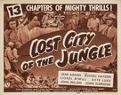 Lost City of the Jungle - Movie Poster (xs thumbnail)