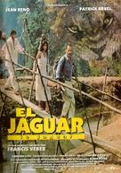 Le jaguar - Spanish Movie Poster (xs thumbnail)