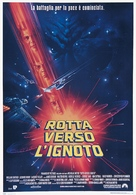 Star Trek: The Undiscovered Country - Italian Theatrical movie poster (xs thumbnail)