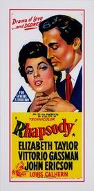 Rhapsody - Australian Movie Poster (xs thumbnail)
