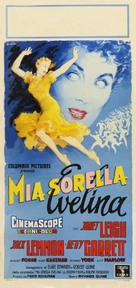 My Sister Eileen - Italian Movie Poster (xs thumbnail)