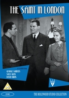 The Saint in London - British DVD cover (xs thumbnail)