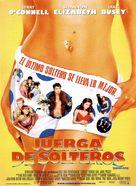 Tomcats - Spanish Movie Poster (xs thumbnail)