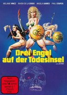 The Lost Empire - German Movie Cover (xs thumbnail)