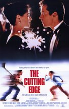 The Cutting Edge - Movie Poster (xs thumbnail)