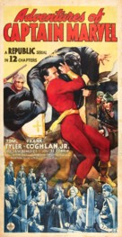 Adventures of Captain Marvel - Theatrical movie poster (xs thumbnail)