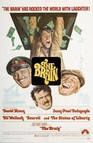 Le cerveau - Movie Poster (xs thumbnail)