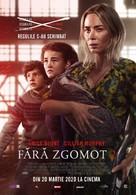 A Quiet Place: Part II - Romanian Movie Poster (xs thumbnail)