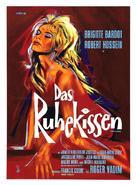 Le repos du guerrier - German Movie Poster (xs thumbnail)