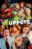 The Muppets - DVD movie cover (xs thumbnail)