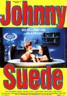 Johnny Suede - Spanish poster (xs thumbnail)