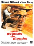 Death of a Gunfighter - French Movie Poster (xs thumbnail)