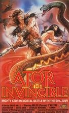 Ator 2 - L'invincibile Orion - Vietnamese VHS movie cover (xs thumbnail)