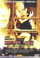 Wicker Park - Finnish DVD movie cover (xs thumbnail)