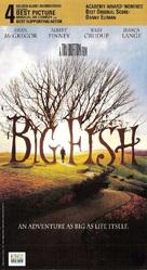Big Fish - VHS movie cover (xs thumbnail)
