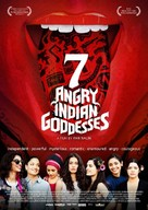 Angry Indian Goddesses - Swiss Movie Poster (xs thumbnail)