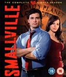 """Smallville"" - British Blu-Ray movie cover (xs thumbnail)"