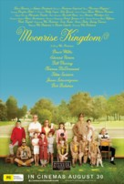 Moonrise Kingdom - Australian Movie Poster (xs thumbnail)