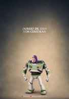 Toy Story 4 - Brazilian Movie Poster (xs thumbnail)