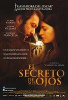 El secreto de sus ojos - Mexican Movie Poster (xs thumbnail)