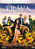 """""""Weeds"""" - Czech DVD movie cover (xs thumbnail)"""