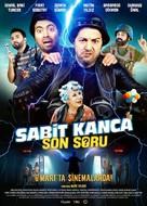 Sabit Kanca: Son Soru - Turkish Movie Poster (xs thumbnail)
