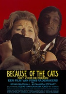Because of the Cats - Dutch Movie Poster (xs thumbnail)