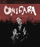 Onibaba - British Blu-Ray cover (xs thumbnail)
