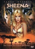 Sheena - DVD movie cover (xs thumbnail)