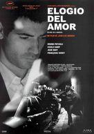 Éloge de l'amour - Spanish Movie Poster (xs thumbnail)