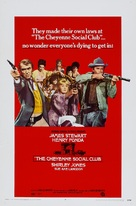 The Cheyenne Social Club - Movie Poster (xs thumbnail)