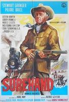 Old Surehand - Italian Movie Poster (xs thumbnail)