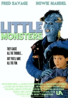 Little Monsters - Canadian Movie Poster (xs thumbnail)