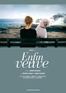 Enfin veuve - French poster (xs thumbnail)