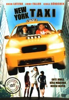 Taxi - German DVD movie cover (xs thumbnail)