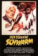 The Swarm - German Movie Poster (xs thumbnail)
