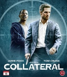 Collateral - Danish Blu-Ray movie cover (xs thumbnail)
