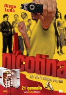 Nicotina - Italian Movie Poster (xs thumbnail)