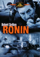 Ronin - DVD cover (xs thumbnail)