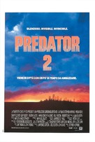 Predator 2 - Italian Theatrical poster (xs thumbnail)