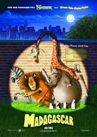 Madagascar - German Movie Poster (xs thumbnail)
