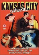 Kansas City Confidential - British DVD movie cover (xs thumbnail)