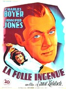 Cluny Brown - French Movie Poster (xs thumbnail)
