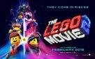 The Lego Movie 2: The Second Part - British Movie Poster (xs thumbnail)