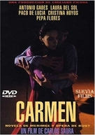 Carmen - Spanish Movie Cover (xs thumbnail)
