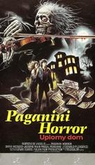Paganini Horror - Polish VHS cover (xs thumbnail)