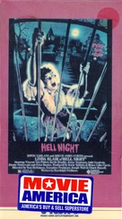 Hell Night - VHS movie cover (xs thumbnail)