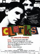 Clerks. - French Movie Poster (xs thumbnail)