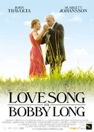 A Love Song for Bobby Long - German Movie Poster (xs thumbnail)