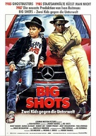 Big Shots - German Movie Poster (xs thumbnail)